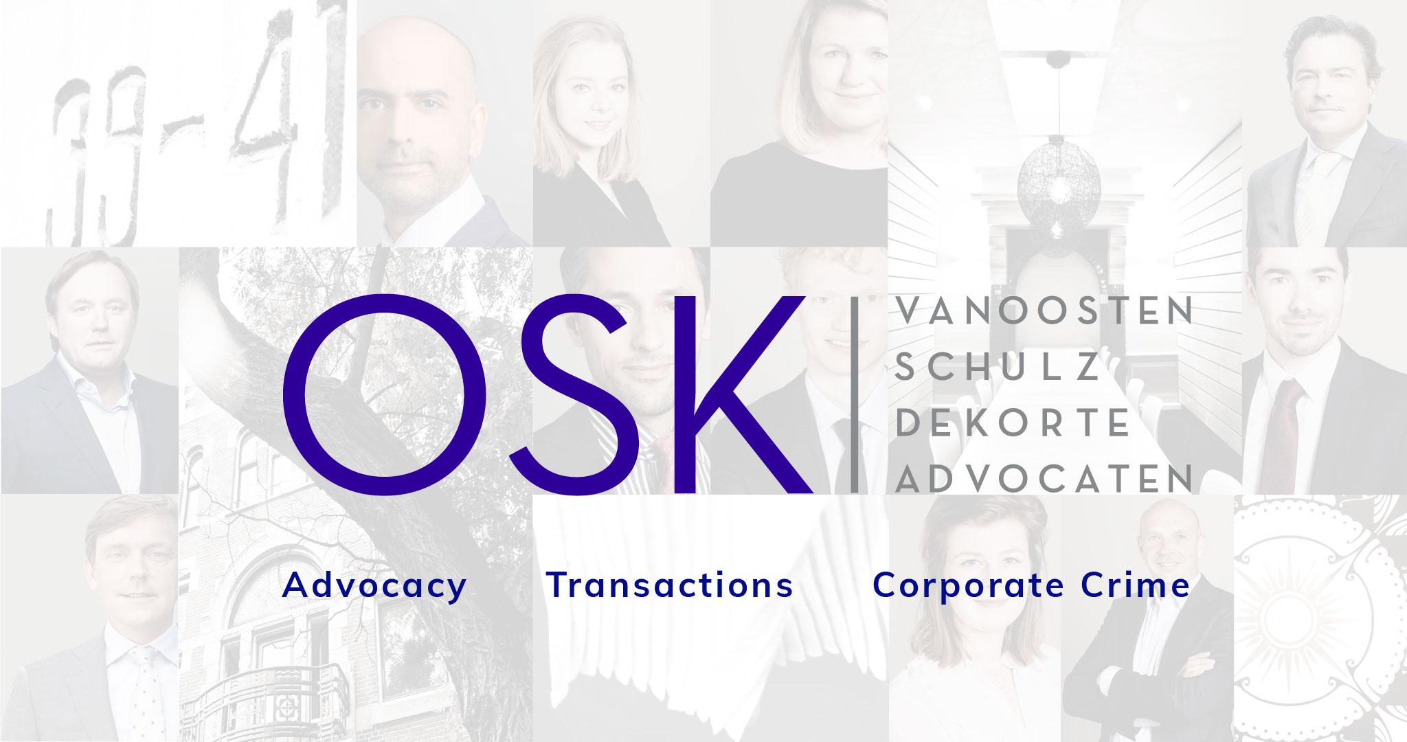 OSK advocatenkantoor Amsterdam Zuid
